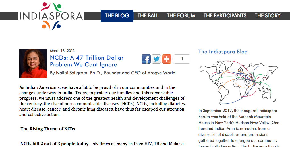 NCDs: A 47 Trillion Dollar Problem We Cant Ignore
